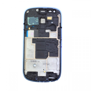 Samsung Galaxy S3 Mini I8190 - Moldura LCD Cinza