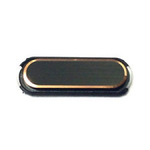 Samsung Note 3 Neo N7505 - Home Button Black/Gold