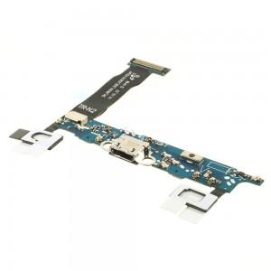 Samsung Note 4 N910V - Dock Charging Connector Flex  + Return Lights Flex