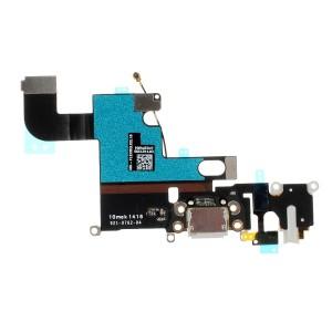 iPhone 6 - Conector de carregamento de encaixe Flex cinzento