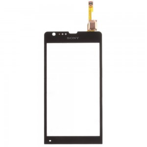 Sony Xperia SP M35H C5302 C5303 C5306 -Vidro Touch Screen Preto