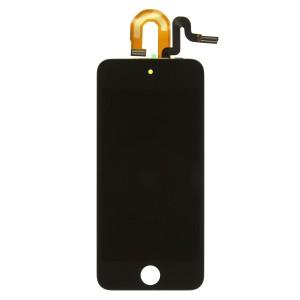 iPod 5th Gen - Full Front LCD Digitizer Black