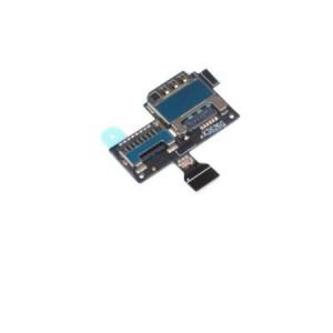 Samsung Galaxy S4 Mini I9195 - Sim + Micro SD Reader Flex Rev 0.5