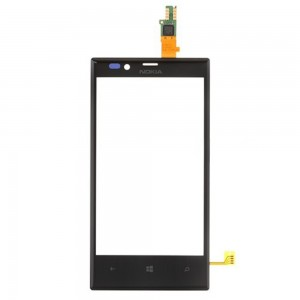 Nokia Lumia 720 - Vidro Touch Screen Preto