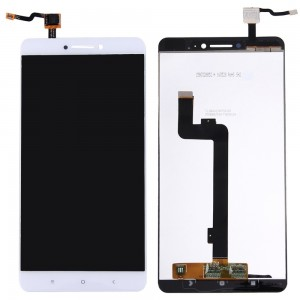 Xiaomi MAX - LCD Touch Screen Branco