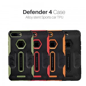iPhone 7 Plus - Nillkin Case DEFENDER 4