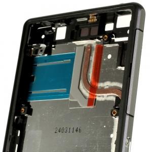 Sony Xperia Z2  D6503/D6502 - Middle Frame Black