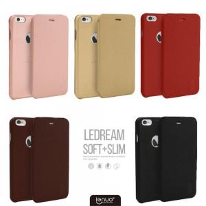 iPhone 6 / 6S - Lenuo Ledream Soft Slim Case