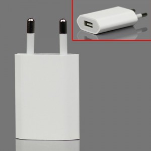 iPhone USB Power Adapter A1400 - Euro Plug