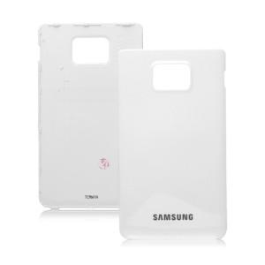 Samsung Galaxy S2 I9100 - Tampa De Bateria Branca