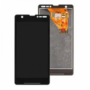 Sony Xperia ZR C5502/C5503 - LCD Touch Screen OEM Preto