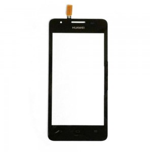 Huawei Ascend G510 U8951 U8951D - Vidro Touch Screen Preto