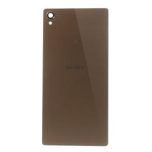 Sony Xperia Z3 D6603, D6643, D6653 - Tampa De Bateria Dourada