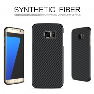 Samsung Galaxy S7 Edge G935 - Nillkin Synthetic Fiber Phone Case