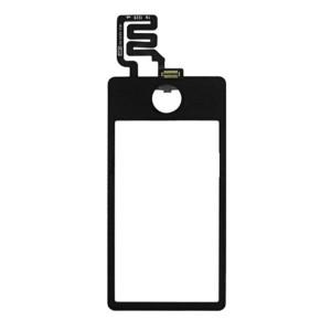 iPod Nano 7th Gen - Vidro Touch Screen Preto