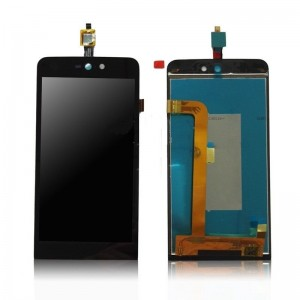 Wiko Rainbow Jam 3G - LCD Touch Screen Preto