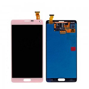 Samsung Note 4 N910F - LCD Touch Screen Rosa