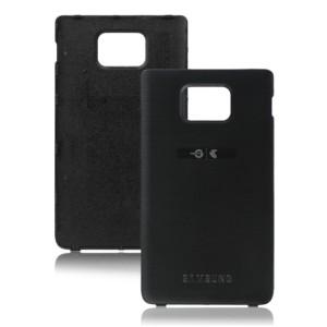 Samsung Galaxy S2 I9100 - Tampa De Bateria Preta