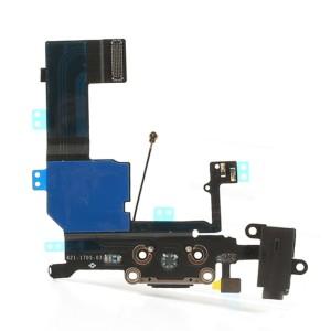 iPhone 5C - Conector de encaixe de carregamento  Flex