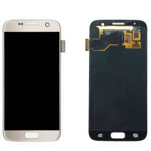 Samsung Galaxy S7 G930F - LCD Touch Screen Prateado