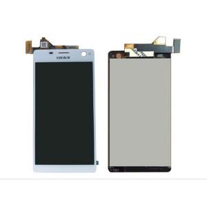 Sony Xperia C4 E5303 E5306 E5353 / C4 Dual E5333 E5343 E5363 -     LCD Touch Screen branco