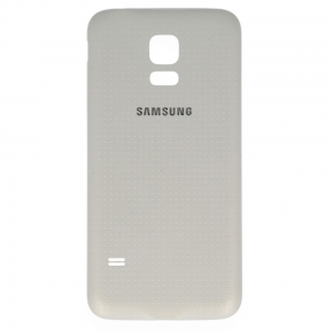 Samsung Galaxy S5 Mini G800F - Battery Cover White Duos
