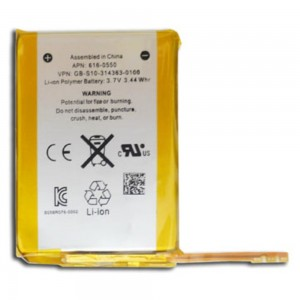 iPod 4th Gen - Bateria
