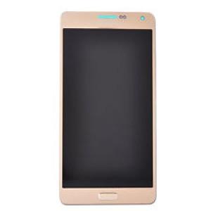 Samsung Galaxy A7 A700 - LCD Touch Screen Dourado