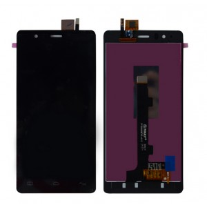 BQ Aquaris E5 4G IPS5K0759FPC - LCD Touch Screen Preto
