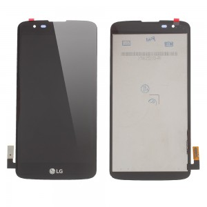 LG K7 LS675 - Full Front LCD Touch Screen Preto