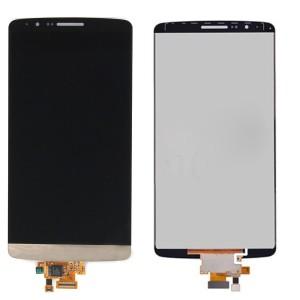 LG G3 D850 D852 D855 - LCD Touch Screen Dourado