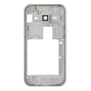 Samsung Galaxy J1 J100 - Middle Frame White