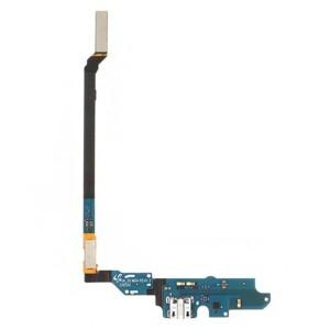 Samsung Galaxy S4 I9500 - Conector de Carregamento + Microfone + Conector de Antena  Flex Rev 0.8