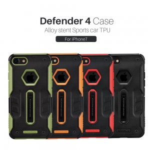iPhone 7 - Nillkin Case DEFENDER 4