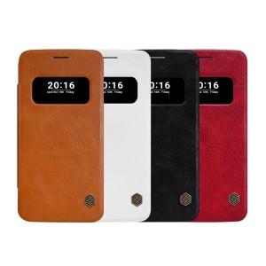 LG G5 - NILLKIN Qin Leather Case