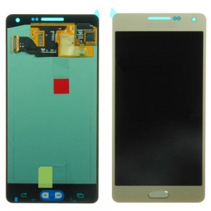 Samsung Galaxy A5 A500F - LCD Touch Screen Dourado