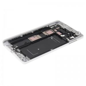 Samsung Galaxy Note Edge N915F - LCD Frame White