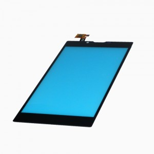 Archos 55 Platium - Vidro Touch Screen Preto
