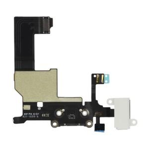 iPhone 5 - Conector de carregamento Flex branco
