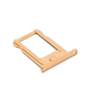 iPhone 5 / 5S - Suporte para bandeja de cartão SIM Dorado