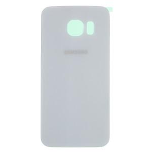 Samsung S6 Edge G925 - Tampa De Bateria Branca A++