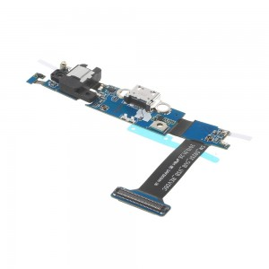 Samsung Galaxy S6 Edge G925 - Dock Charging Connector Flex + Return Light Flex Rev 0.6C