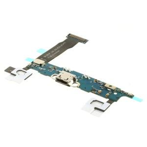 Samsung Note 4 N910F - Dock Charging Connector Flex  + Return Lights Flex Cable