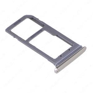 Samsung Galaxy S7 Edge G935F - SIM Card And SD Tray Holder Gold