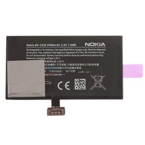 Nokia Lumia 1020 - Bateria BV-5XW