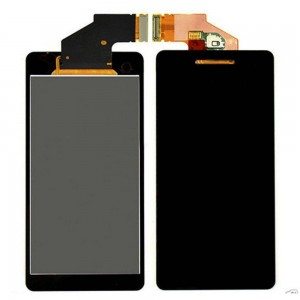 Sony Xperia V  LT25 - Full Front LCD Digitizer Black