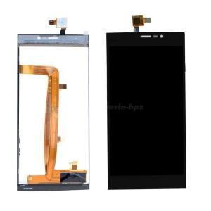 Wiko Ridge Fab 4G - LCD Touch Screen Preto