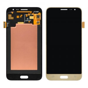 Samsung Galaxy J3 2016 J320F - Full Front LCD Digitizer Gold < Service Pack >