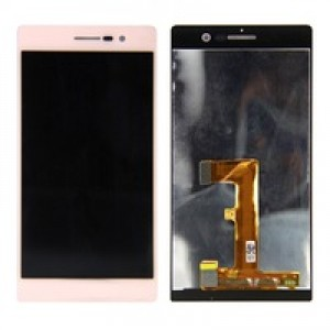 Huawei Ascend P7 Sophia - Full Front LCD Digitizer Pink