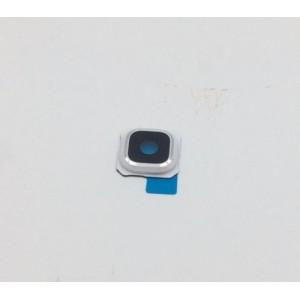 Samsung Galaxy S6 Edge Plus G928F - Camera Lens Complete White